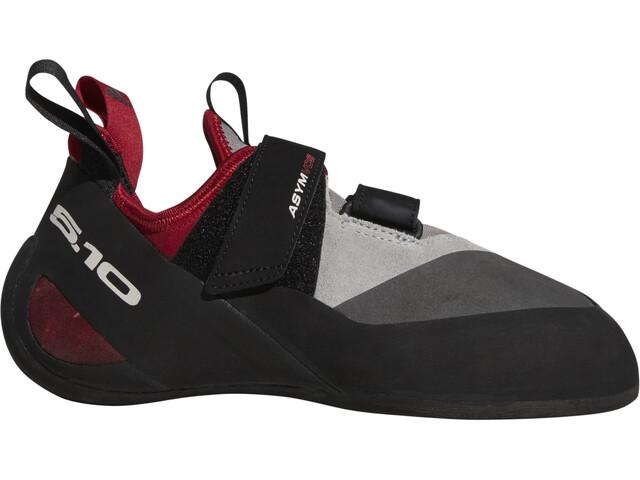 adidas Five Ten Asym Kiipeilykengät Naiset, active pink/core black/MGH solid grey